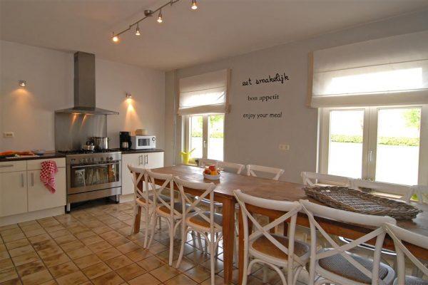 keuken en keukentafel